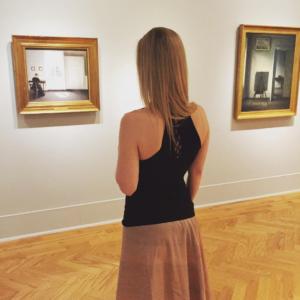 The Backs of Women, June 2016
